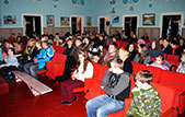 "Concert ""Roman Kolyada and friends"" in Krolevets (Ukraine), 13th of February 2013"